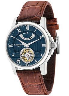 мужские часы Earnshaw ES-8081-02. Коллекция Flinders