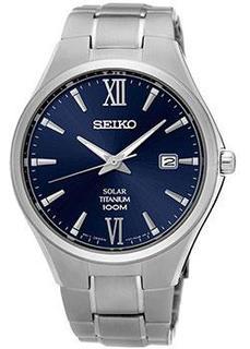 Японские наручные мужские часы Seiko SNE407P1. Коллекция Conceptual Series Dress