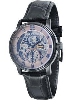 мужские часы Earnshaw ES-8041-06. Коллекция Westminster