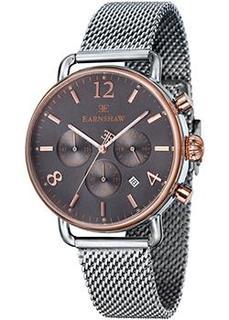мужские часы Earnshaw ES-8001-33. Коллекция Investigator
