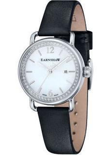 женские часы Earnshaw ES-0022-05. Коллекция Investigator