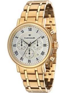 мужские часы Earnshaw ES-8051-22. Коллекция Beaufort