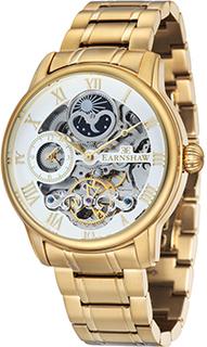 мужские часы Earnshaw ES-8006-22. Коллекция Longitude