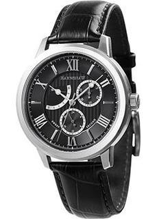 мужские часы Earnshaw ES-8060-01. Коллекция Cornwall