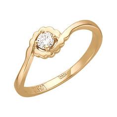 Золотое кольцо 01K616807 Ювелирное изделие