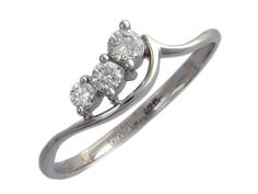 Золотое кольцо 01K623665 Ювелирное изделие