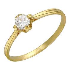 Золотое кольцо 01K636784 Ювелирное изделие