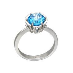 Золотое кольцо 01K676742 Ювелирное изделие