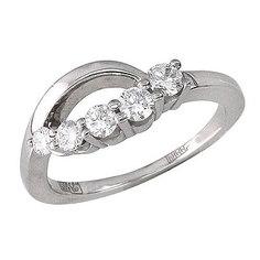 Золотое кольцо 01K626001 Ювелирное изделие