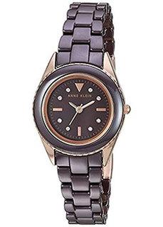 fashion наручные женские часы Anne Klein 3164BNRG. Коллекция Ceramics