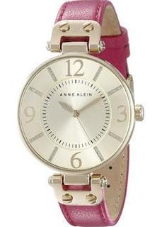 fashion наручные женские часы Anne Klein 9168CHPK. Коллекция Ring