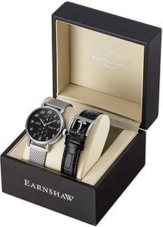 мужские часы Earnshaw ES-8116-01. Коллекция Grand Legacy