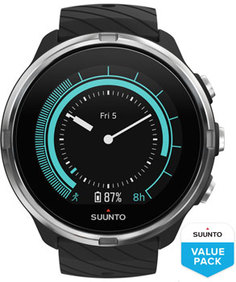 мужские часы Suunto SS050142000. Коллекция Suunto 9