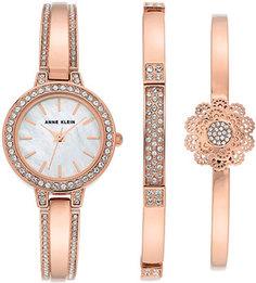 fashion наручные женские часы Anne Klein 3354RGST. Коллекция Ring