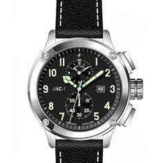 Российские наручные мужские часы Molniya M0010103-3.0. Коллекция АЧС-1
