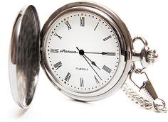 Российские наручные мужские часы Molniya M0030102. Коллекция Карманные часы