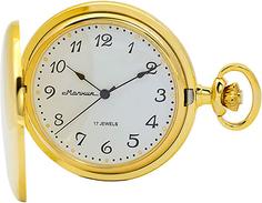 Российские наручные мужские часы Molniya M0030103. Коллекция Карманные часы