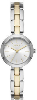 fashion наручные женские часы DKNY NY2862. Коллекция City Link