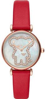 fashion наручные женские часы Emporio armani AR11281. Коллекция Gianni T-Bar