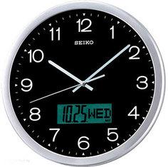 Настенные часы Seiko Clock QXL007AN. Коллекция Интерьерные часы