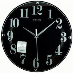Настенные часы Seiko Clock QXA445KN. Коллекция Интерьерные часы