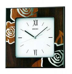 Настенные часы Seiko Clock QXA534BN. Коллекция Интерьерные часы