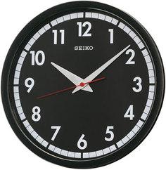 Настенные часы Seiko Clock QXA476KN. Коллекция Интерьерные часы