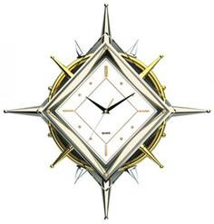 Настенные часы Power PW6133ALPKS. Коллекция Настенные часы