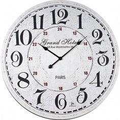 Настенные часы Lowell 21433. Коллекция Glass
