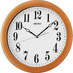Настенные часы Seiko Clock QXA674BN. Коллекция Настенные часы