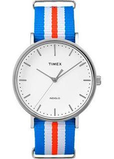 мужские часы Timex TW2P91100. Коллекция Weekender