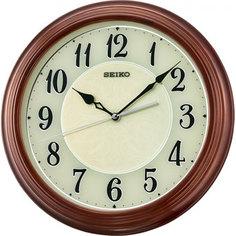 Настенные часы Seiko Clock QXA667BN. Коллекция Настенные часы