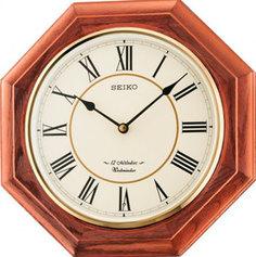 Настенные часы Seiko Clock QXM336BN. Коллекция Настенные часы