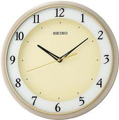 Настенные часы Seiko Clock QXA683JN. Коллекция Настенные часы