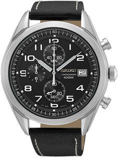 Японские наручные мужские часы Seiko SSB271P1. Коллекция Conceptual Series Sports