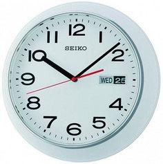 Настенные часы Seiko Clock QXF102HN. Коллекция Настенные часы