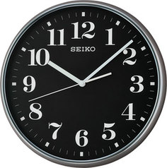 Настенные часы Seiko Clock QXA697KN. Коллекция Настенные часы