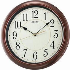 Настенные часы Seiko Clock QXA616BN. Коллекция Настенные часы