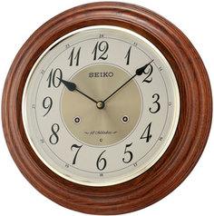 Настенные часы Seiko Clock QXM283BN. Коллекция Настенные часы