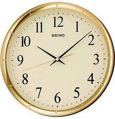 Настенные часы Seiko Clock QXA417GN. Коллекция Интерьерные часы