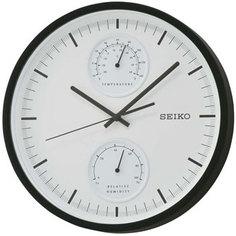 Настенные часы Seiko Clock QXA525KN. Коллекция Интерьерные часы