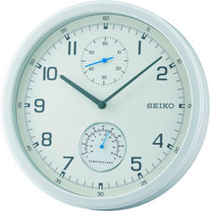 Настенные часы Seiko Clock QXA542WN. Коллекция Настенные часы