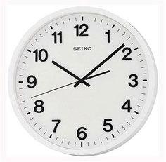 Настенные часы Seiko Clock QXA640WN. Коллекция Настенные часы