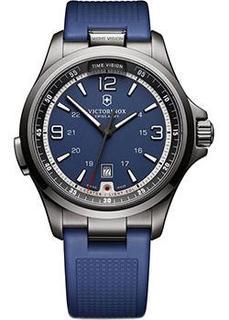 Швейцарские наручные мужские часы Victorinox Swiss Army 241707. Коллекция Night Vision