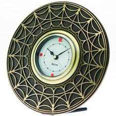 Настольные часы Bulova B7763. Коллекция Frank Lloyd Wright