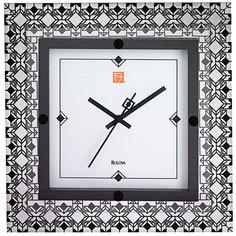 Настенные часы Bulova C3337. Коллекция Frank Lloyd Wright