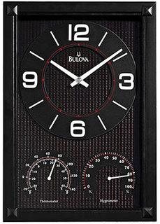 Настенные часы Bulova C3732. Коллекция Коллекция настенных часов