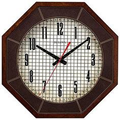 Настенные часы Bulova C4376. Коллекция Коллекция настенных часов