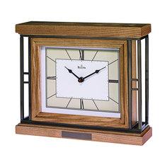 Настольные часы Bulova B1668. Коллекция Настольная коллекция