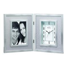 Настольные часы Bulova B1238. Коллекция Коллекция рамок